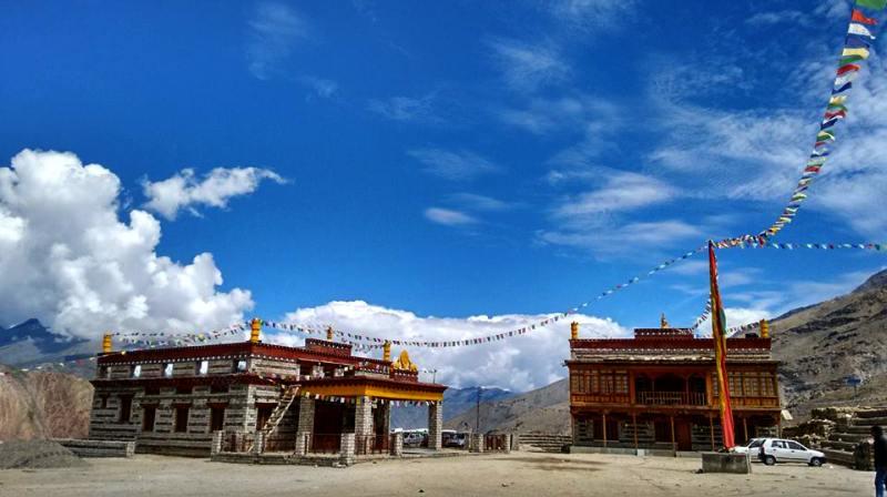 Nako Monastery, Kinnaur