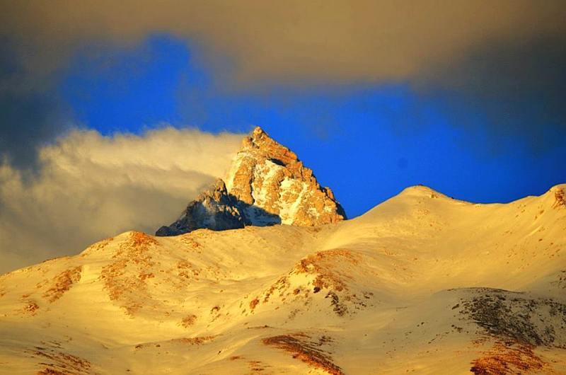 Reo Purgyil, Nako, Kinnaur, Himachal Pradesh