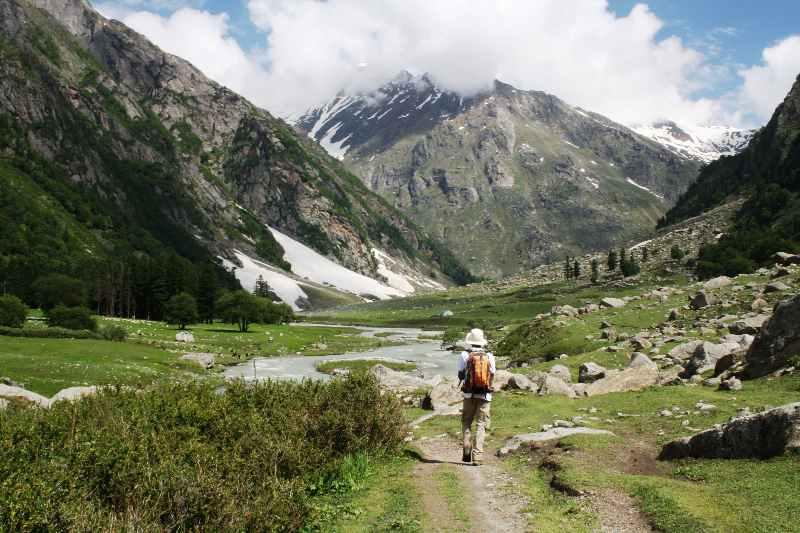 Bhaba Pass trek - Kafnu to Kara