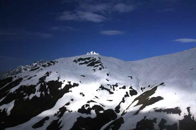 Bhaba Pass trek - Pustirang to Mudh