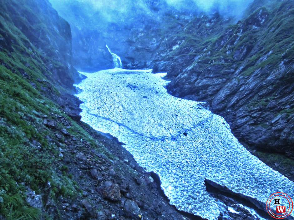 Trek to Kunsa - Shrikhand Mahadev