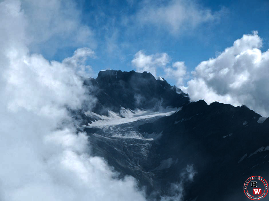 View from Shrikhand Mahadev