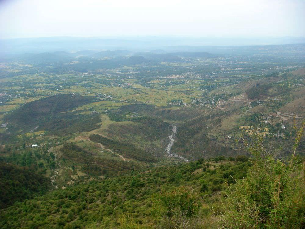 Aadi Himani Chamunda Temple trek