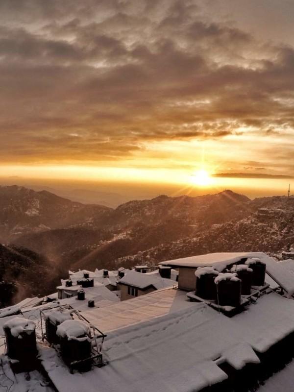 Shimla-snowfall-2016