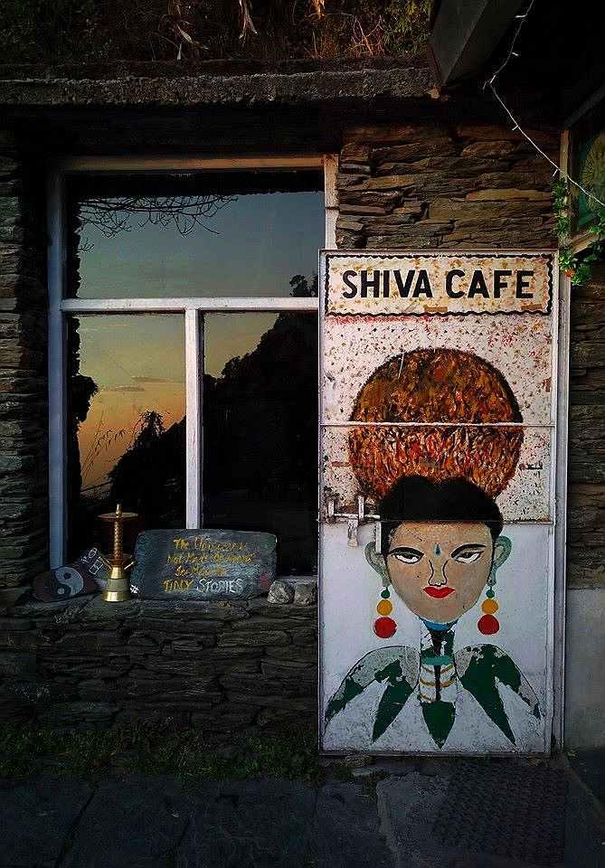 Shiva Cafe Dharamkot