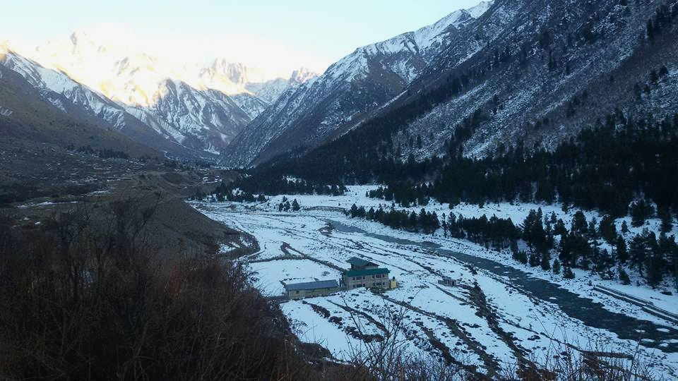 chitkul high school