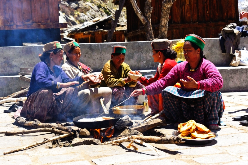 chitkul people
