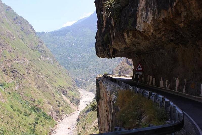chitkul road