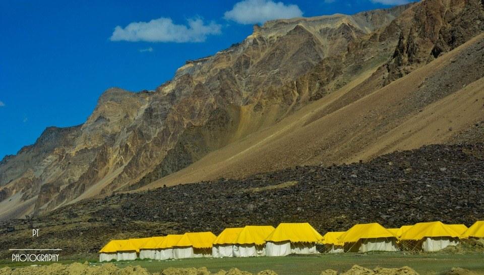 Sarchu Camps