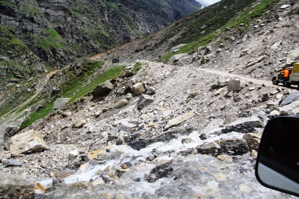 Spiti Road