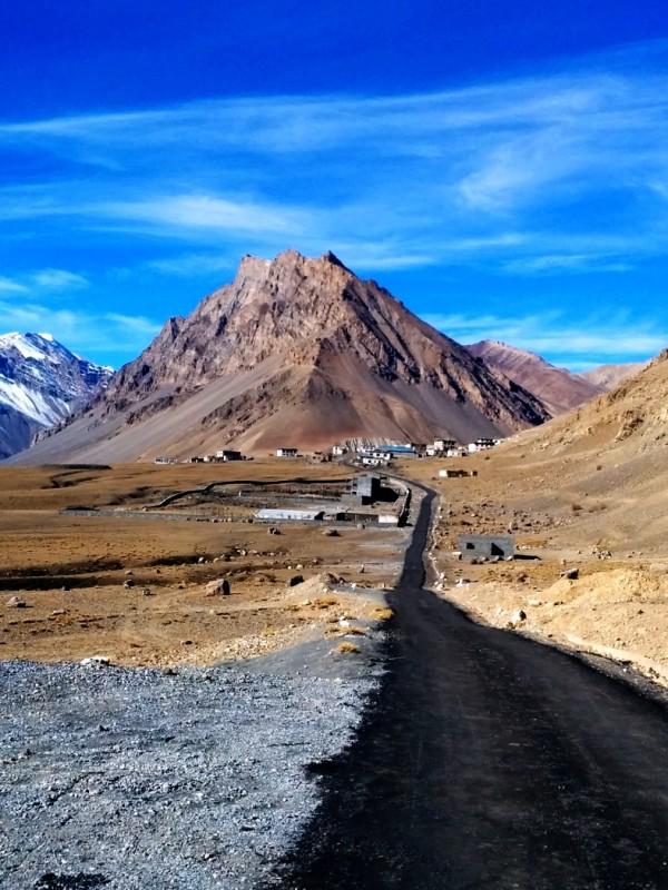 Spiti road journey