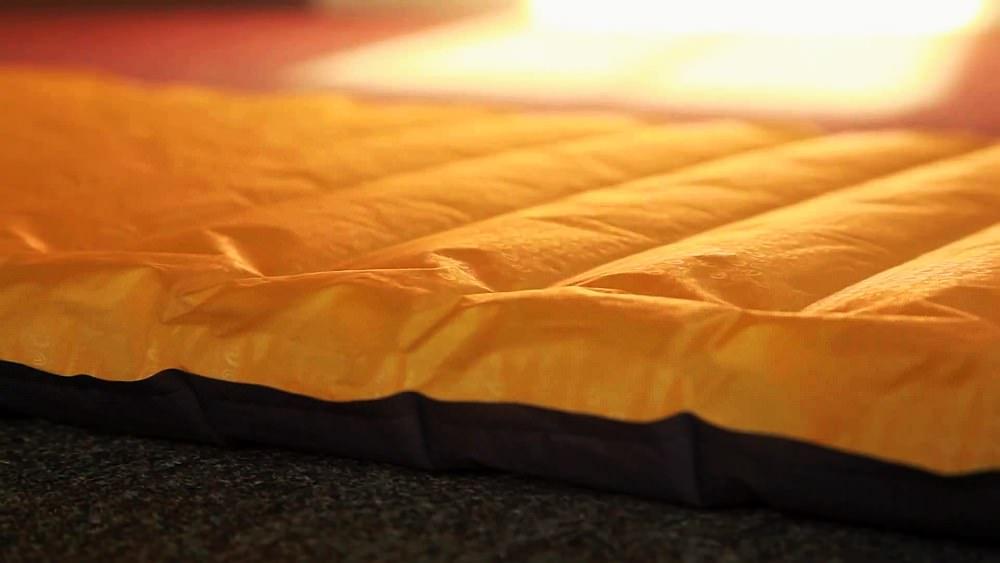 insulated sleeping pads