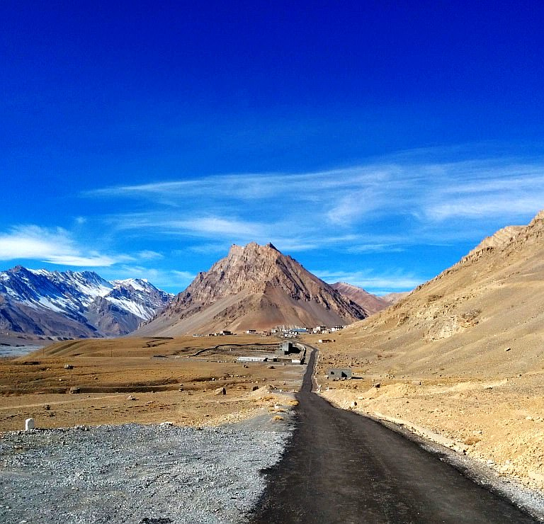 spiti roads - memorable road trip