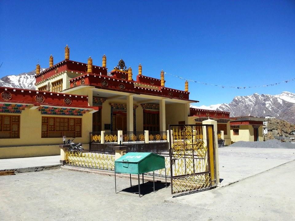 New Dhankar Monastery
