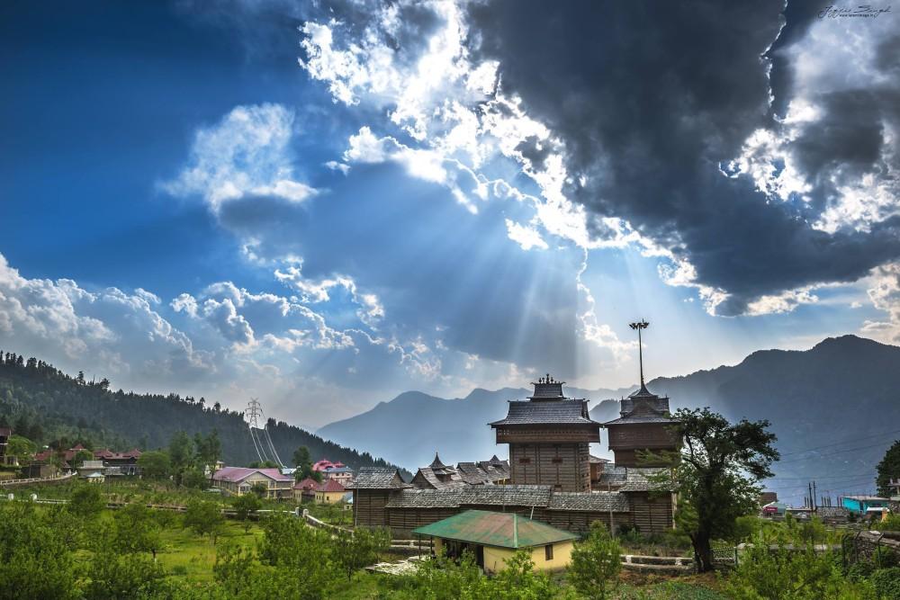Bhima Kali Temple, Sarahan