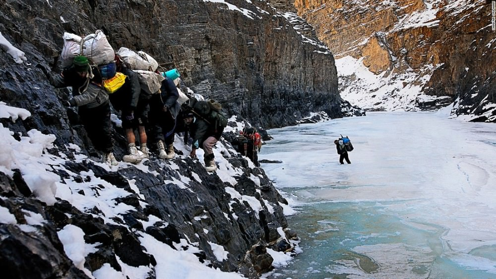Chada Trek 2017 Trekking