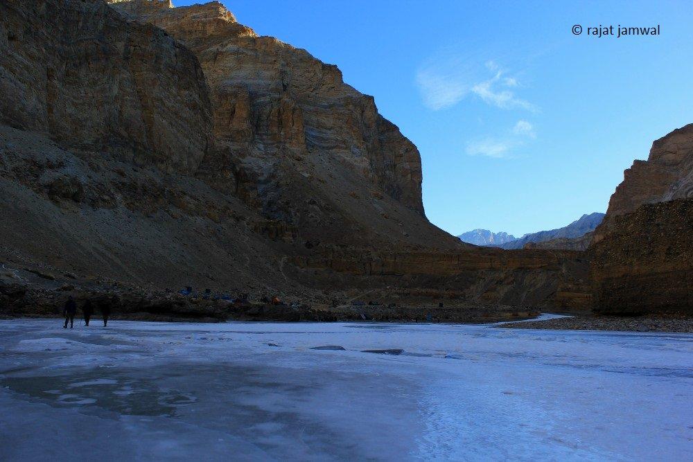 Chadar Trek 2017 Landscapes