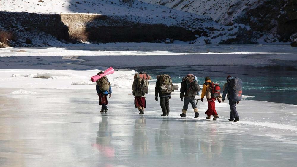 Chadar Trek - A heritage
