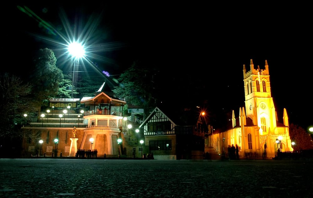 Christ Church at Ridge, Shimla