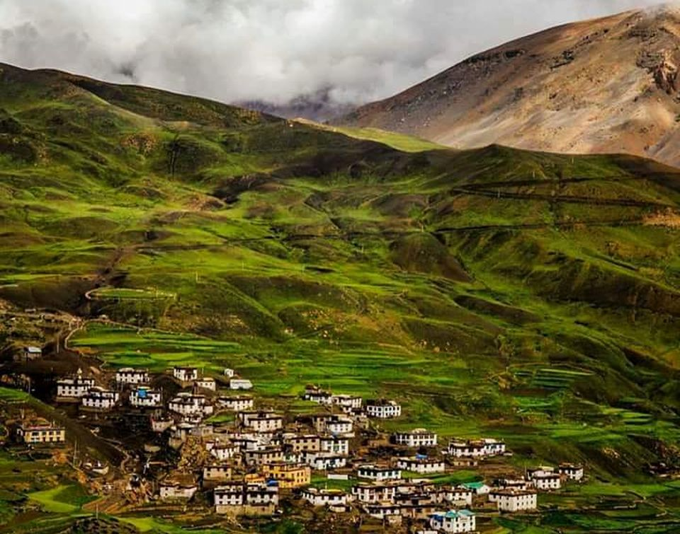 Demul Village, Spiti Valley